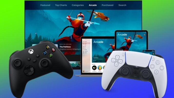 Best Controllers to Play on iPad, iPhone, Mac and Apple TV