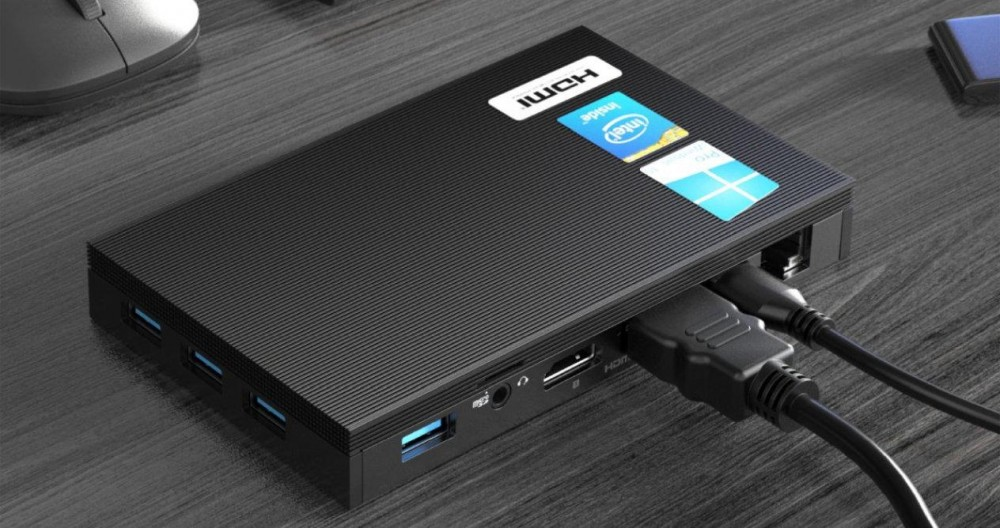 MeLE Quieter2 Fanless Mini PC