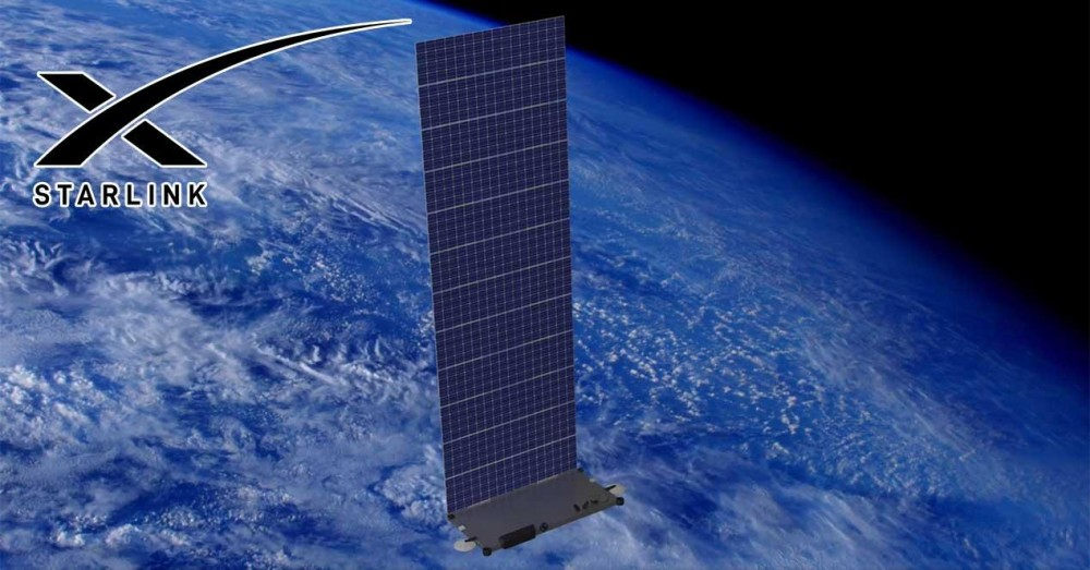 Starlink Will Have 2,814 Satellites