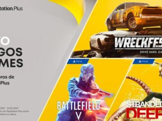 Free PS Plus Games for the Month of May 2021