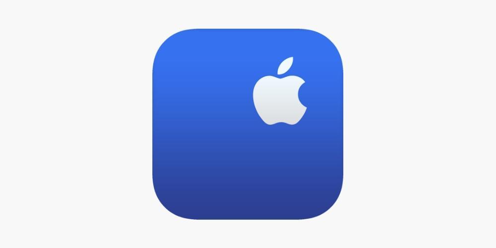 Icono Soporte de Apple