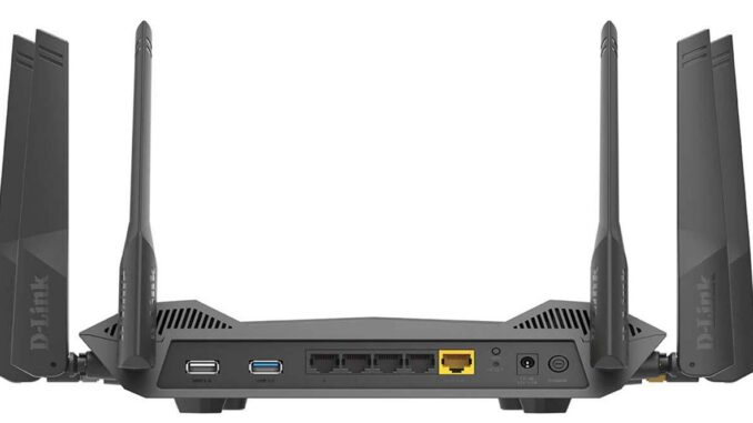 Expand the LAN Ports of the Router