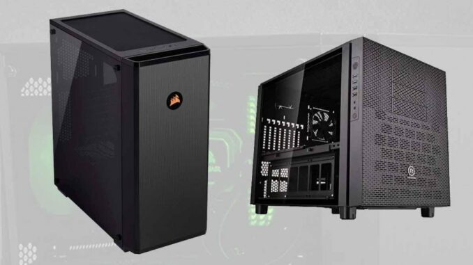 Tower vs Cube PC Case