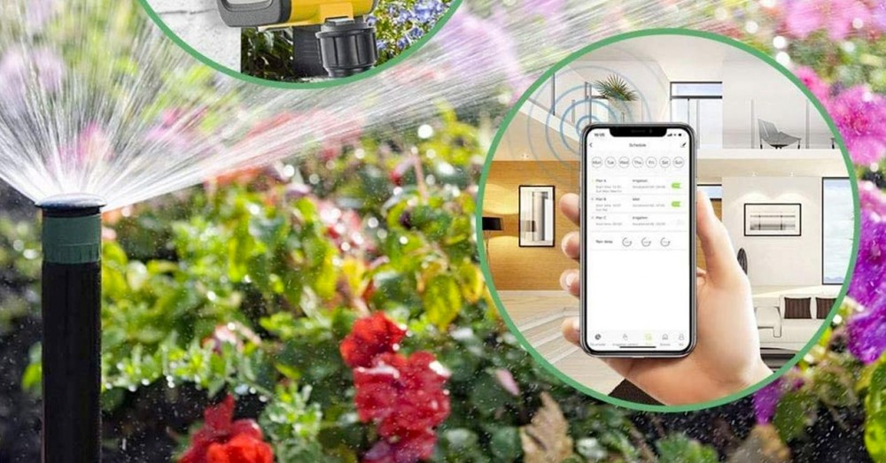 Programmable Smart Irrigation Systems