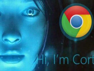 Faire en sorte que Cortana utilise Chrome par défaut