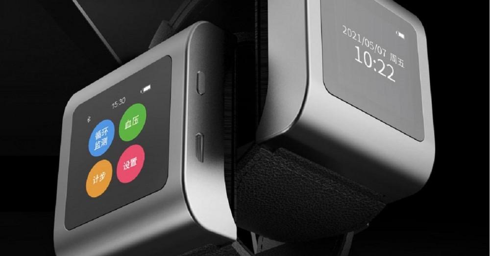 Xiaomi Gadget Measures Blood Pressure