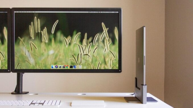 Connect Multiple displays to a Mac with an Apple Silicon M1 Processor
