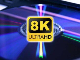8K Blu-ray