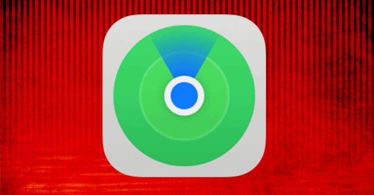 Find App on iPhone