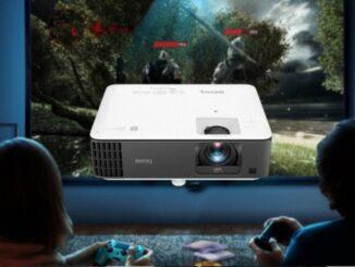 BenQ Gaming-projektor med 4K-opløsning og lav ventetid