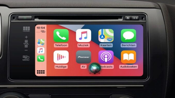 Apple CarPlay Not Working Because of Siri