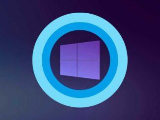 Disabling Cortana in Windows 10