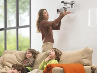 Projektorbeslag - Væg-, lofts- og gulvmodeller