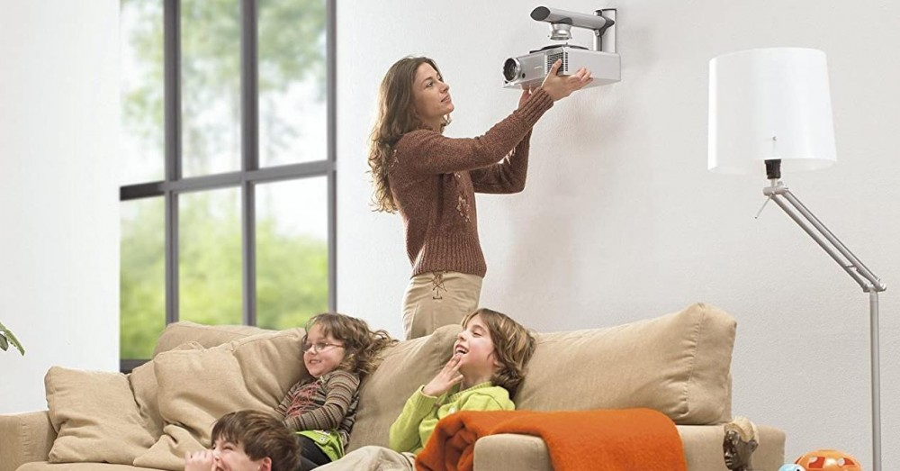 Projector Mounts - Wall, Ceiling and Floor Models