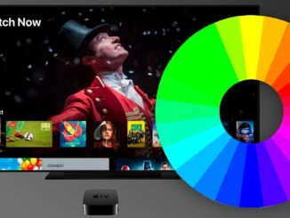 Calibrate the Color of an Apple TV