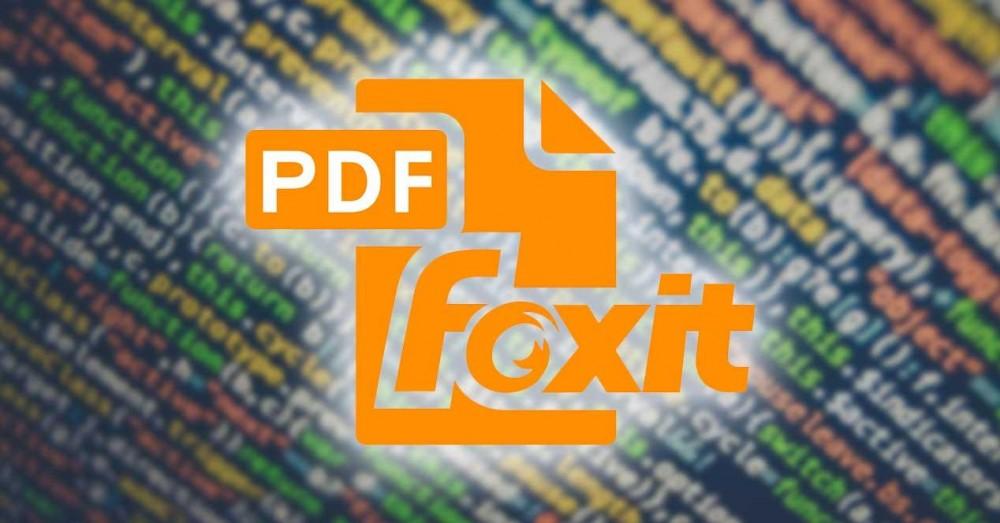 Foxit Reader Crash