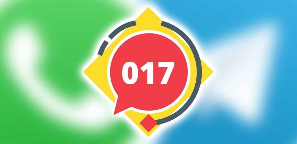 017 on Telegram and WhatsApp: Consultations