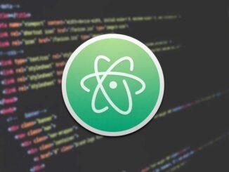 Atom, бесплатный текстовый редактор и исходный код для Windows
