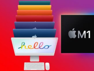 First 24-inch iMac Performance Tests of 2021