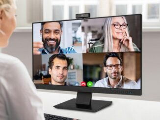 Monitoare webcam integrate