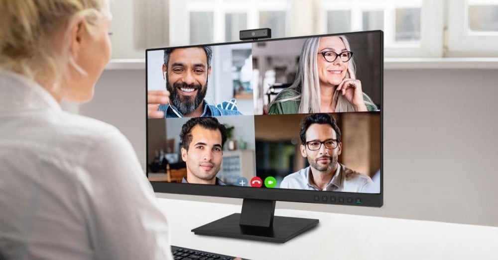 Integrated Webcam Monitors