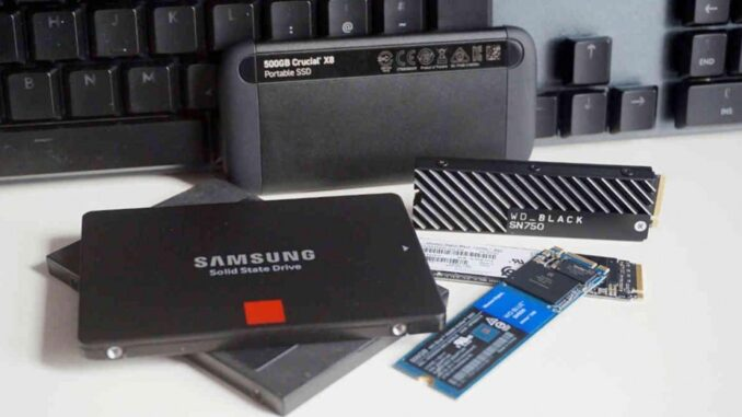 Performance Limitations of NVMe SSDs in Games