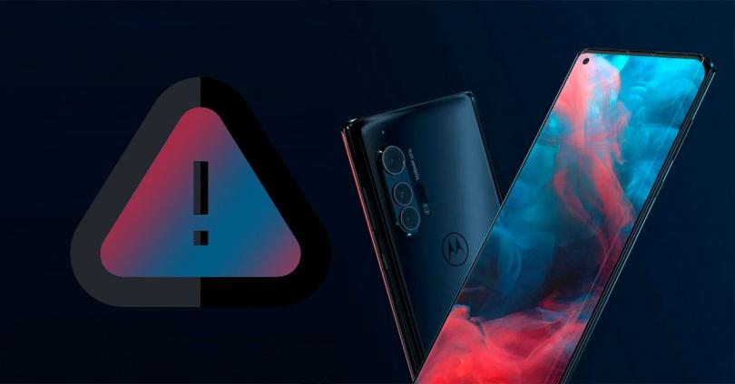 Fix Faded Screen Problems on the Motorola Edge Plus