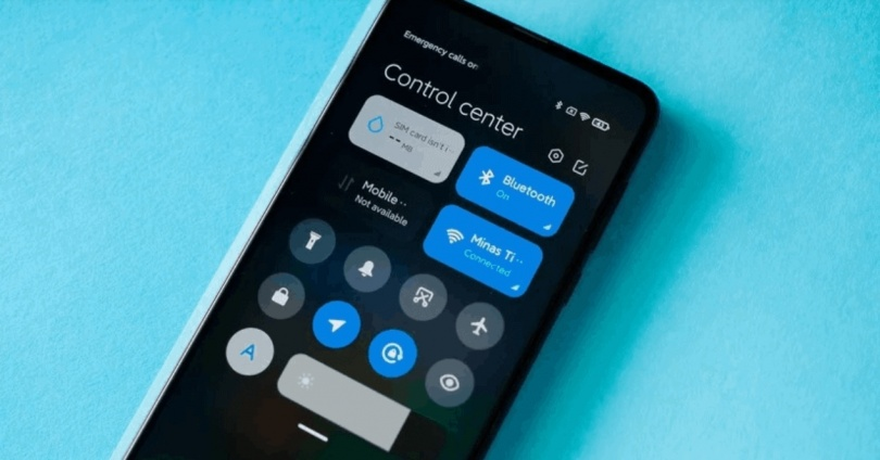 Fix Problems with the Control Center on Your Xiaomi