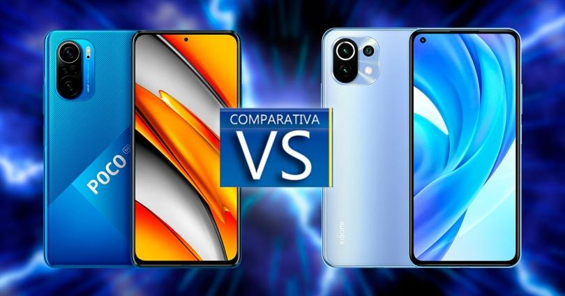 Comparison Between Poco F3 and Xiaomi Mi 11 Lite