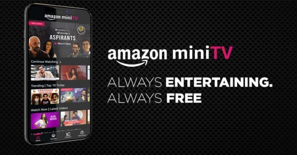 MiniTV: This is Amazon's New Free Streaming Platform