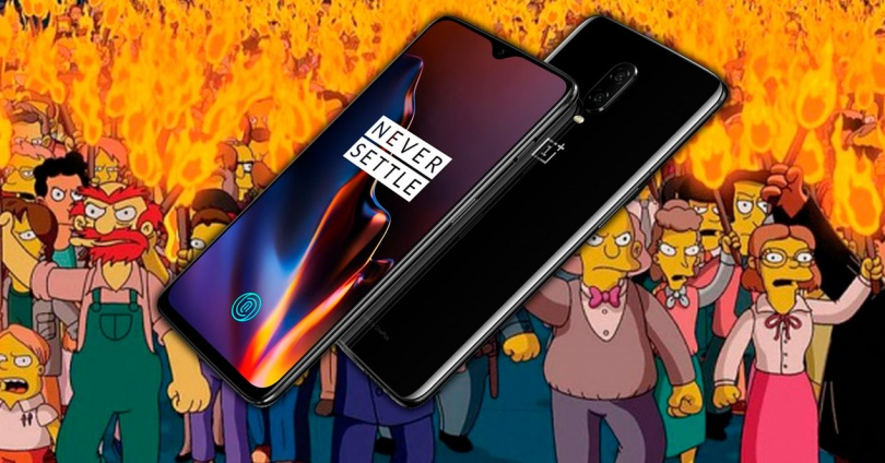 Problems on the One Plus 6 Continue