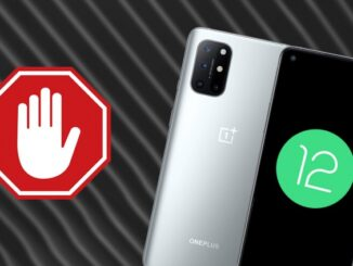 First Beta of Android 12 Gives Problems in the OnePlus 9
