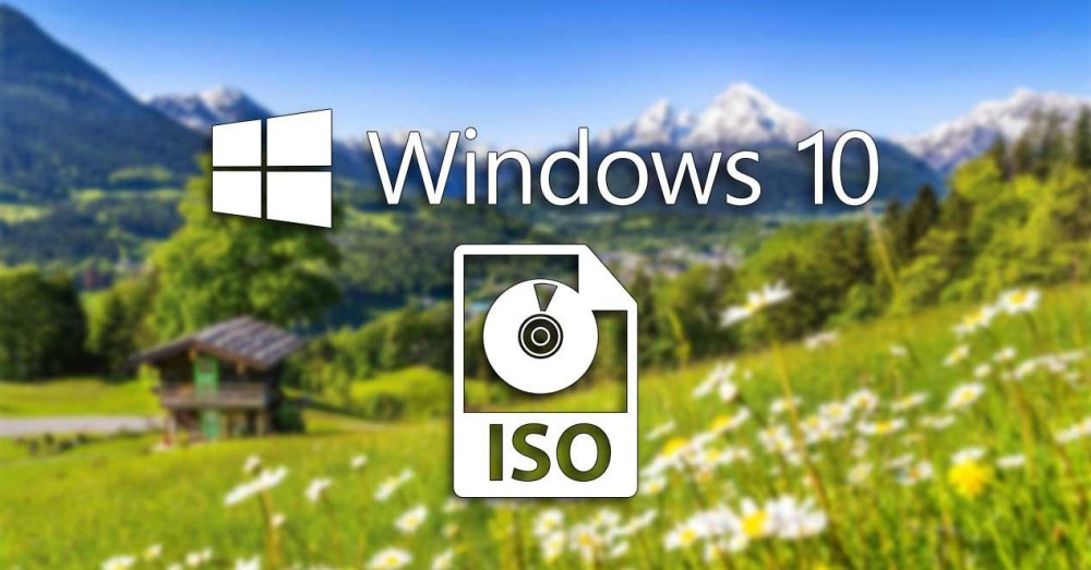 Windows 10 May 2021 Update ISO