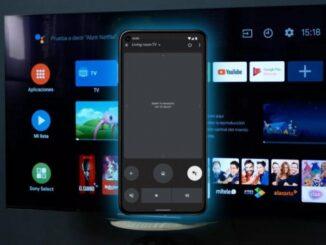 Käytä Android-laitteita kaukosäätimenä Android TV: lle ja Google TV: lle