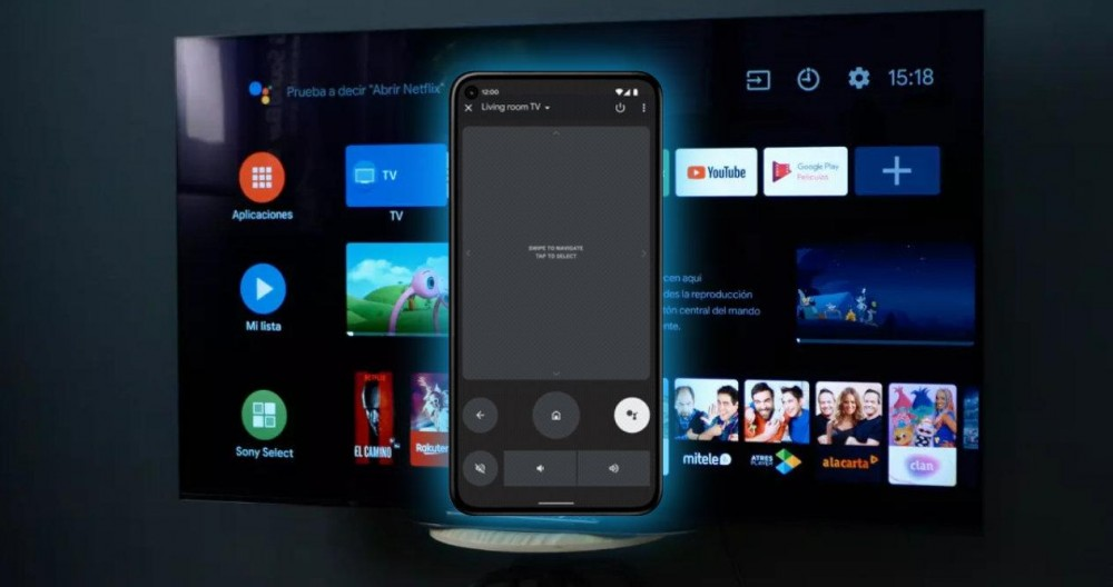 Use Android Devices as Remote Control for Android TV and Google TV