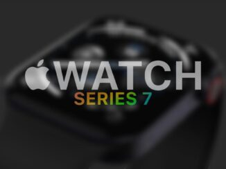 Rumors about the Redesign of the Apple Watch Series 7