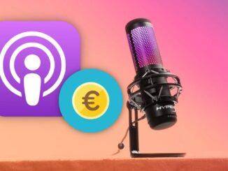 Apple Podcast-tilknyttet program: Tjen penge med klik