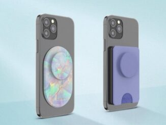 Nou PopSockets PopGrip Compatibil cu iPhone 12 și MagSafe