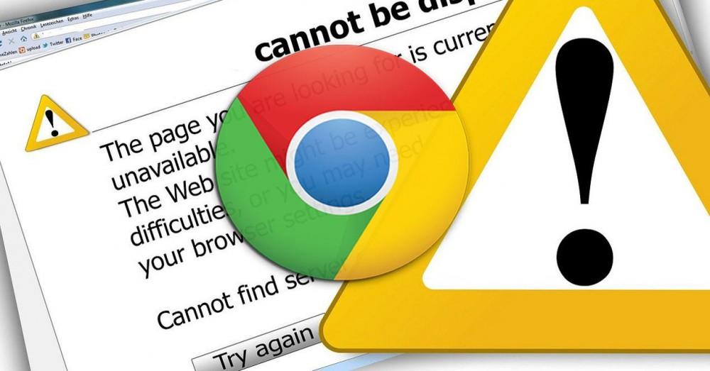 Google Chrome 90 Crashes