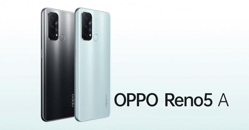 Noul OPPO Reno5 A