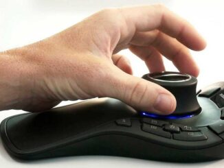 3D Mouse, How It Works