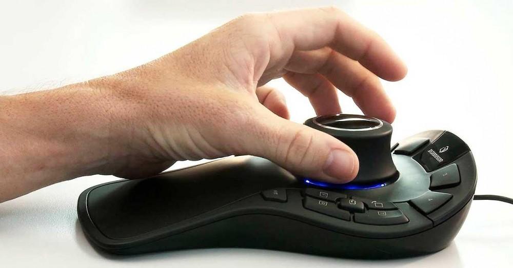 Mouse 3D, cum funcționează