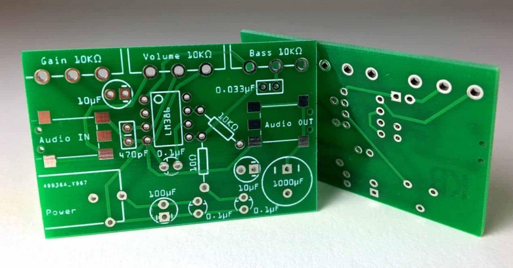 Make a Custom-designed PCB with Your Own Hands