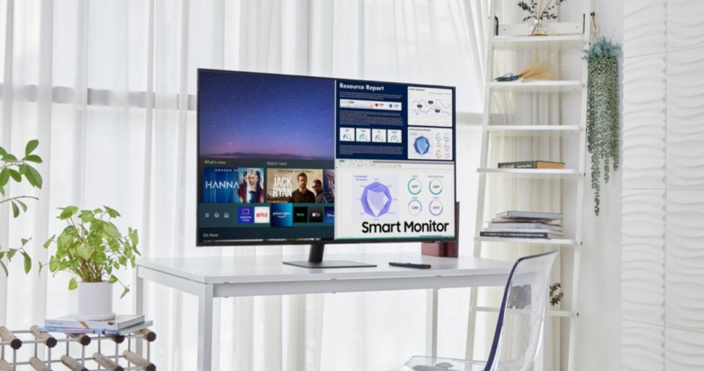 24- and 43-inch Smart Monitor, Samsung PC TVs
