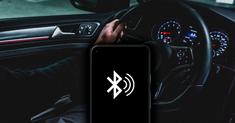 Make the Mobile Bluetooth Activate Only When Entering the Car