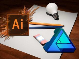 Differences Between Affinity Designer and Adobe Illustrator
