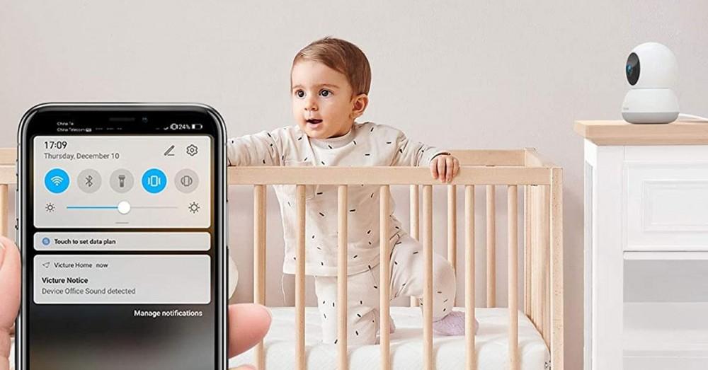 Bästa babymonitorer och övervakningskameror