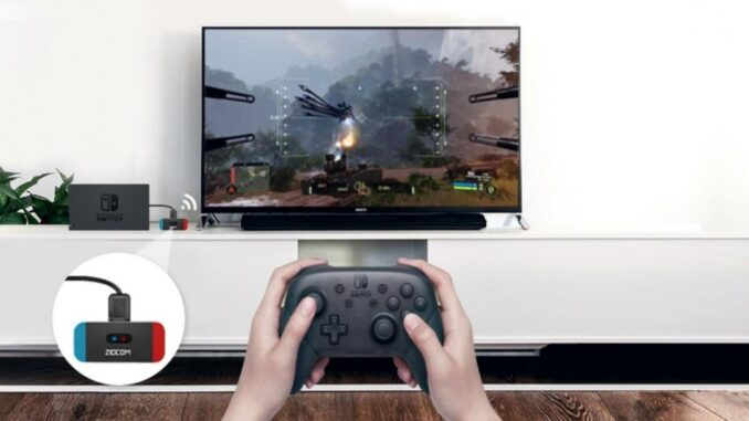 Best Bluetooth Adapters for the Nintendo Switch