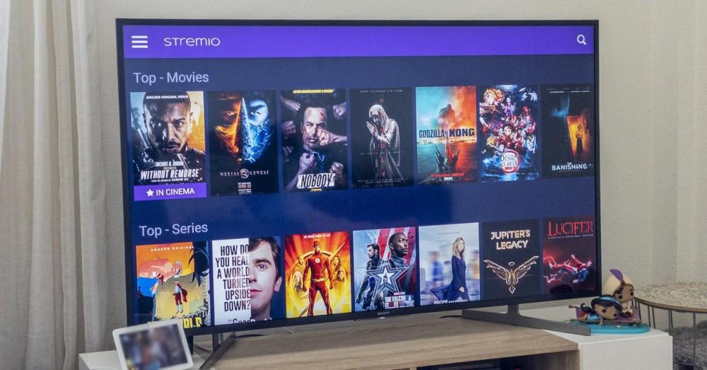 Installera Stremio på en Amazon Fire TV