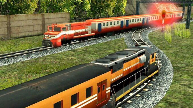 Best Train Games for iPhone and iPad